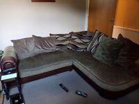 Corner sofa needs to go asap