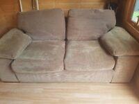 Sofa bed brown FREE Bexleyheath
