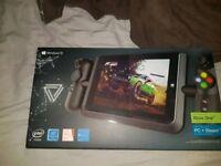 Linx vision gaming tablet