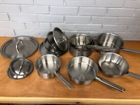 Bourgeat Pans and Cookware items - Various