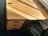 Office Desks and Chairs - For Sale