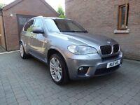 Mar 2011 BMW X5 XDRIVE30D M SPORT AUTO