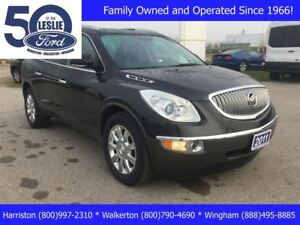 2011 Buick Enclave CXL | Accident Free | Moonroof