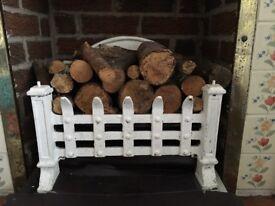 Cast iron fire grate/outdoor fire grate