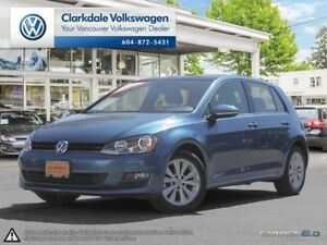 2015 Volkswagen Golf CL TDI