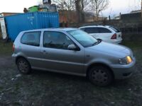 2001 Volkswagen Polo 1.4 Match - Drives Well.. similar to clio corsa 206 matiz