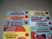 Clifford Book Lot