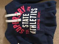 Superdry hoodie, size XS