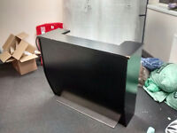 **Free** Reception Desk in Used Condition