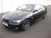 BMW, 3 SERIES, Coupe, 2008, Semi-Auto, 2979 (cc), 2 doors