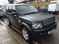 2010 LAND ROVER DISCOVERY 4 XS 3.0 TDV6 AUTO 5 DOOR ESTATE