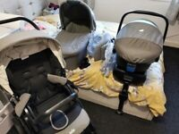 Joie Travel System with Isofix base