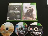 Call of Duty Bundle - Xbox 360