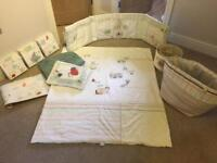 Mamas and papas nursery set