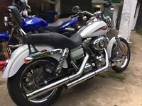 Harley Davidson FXDL Dyna Low Rider - 1580cc - 2007