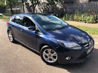 2013 FORD FOCUS 1.6 AUTOMATIC 30,000 GENUINE MILES FULL SERVICE HISTORY LOOKS & DRIVES GREAT