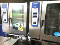 Rational/Lincat Combi ovens SCC