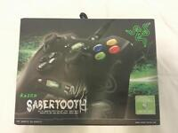 Razer Sabertooth Elite Gaming Controller BROKEN