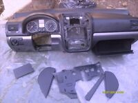 LEFT HAND DRIVE DASHBOARD FOR VW GOLF 5