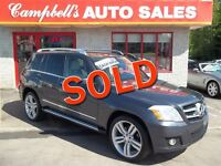 2011 Mercedes-Benz GLK-Class GLK350 4MATIC AWD!! SUNROOF!! HEATE