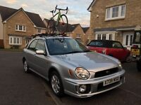 Subaru Impreza, MOT until Dec 16, Drive away condition