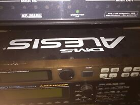 Alesis dm5 Drum machine rack