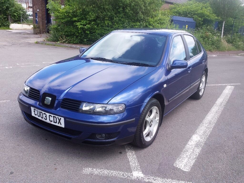 seat leon se 1.9 pd tdi diesel low mileage one owner from new service history part exchange welcome