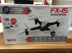 FX-15 Quadcopter Drone