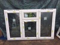 UPVC Window 1900mm x 1230mm ref 306