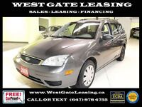 2005 Ford Focus WAGON | AUTOMATIC |