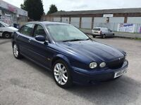 Jaguar X Type With Full Leather Interior !!