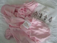 Fabric wrap around sling
