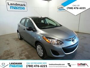 2013 Mazda Mazda2 4dr GX SPORT / SALE PRICED $10,995