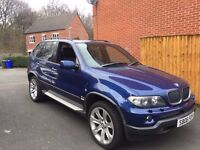 Bmw x5 3.0 d sports lemans blue exclusive blue performance edition