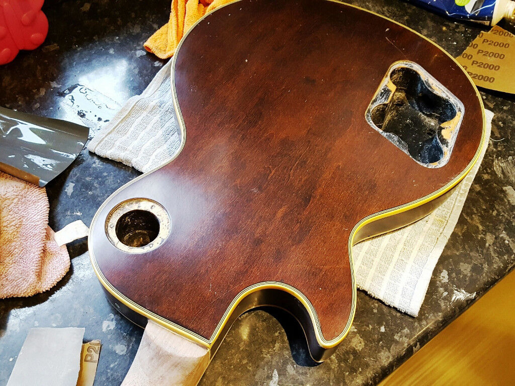 Broken or project guitar wanted