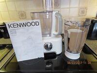 Kenwood Multipro 734 Food Processor