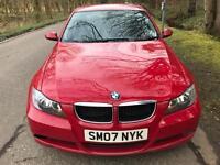 BMW 318i 2007 E90 FSH 12 Month MOT £1850