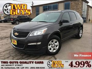 2015 Chevrolet Traverse LS AWD BIG SCREEN BACK UP CAMERA