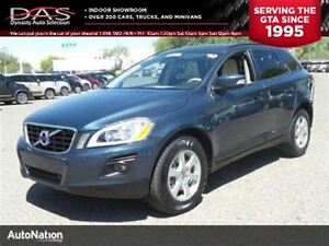 2010 Volvo XC60 3.2 AWD PANORAMIC SUNROOF/LEATHER