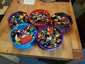 Lego style Building bricks