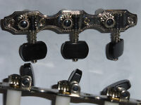 Rubner Guitar Tuning Machine Heads- Real high quality hardware.