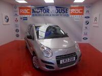 Suzuki Alto SZ(£0.00 ROAD TAX) FREE MOT'S AS LONG AS YOU OWN THE CAR!!! (silver) 2013