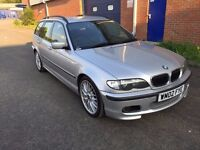2002 BMW 330d SPORT TOURING ESTATE - FULLY LOADED - RARE SPEC - ONE OF THE BEST AROUND - 530d E46