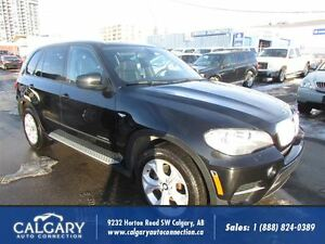2011 BMW X5 XDRIVE/35D/DIESEL/NAVIGATION/PANO-ROOF