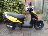 2013 Kymco Agility RS 50 scooter, MOT, good condition, standard 50cc, bargain, ride away,,,