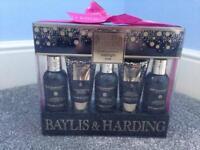 Baylis & Harding Midnight Rose gift set