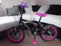 Disney bike tinkerbell weeles 16