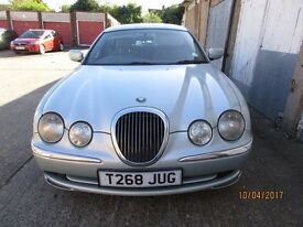 JAGUAR S TYPE V6 AUTO . 4 DOOR SALOON CAR