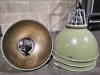 Orignal BTC Lamp Shades x 4