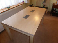 For sale: Dining room table, 141x80cm, collection only